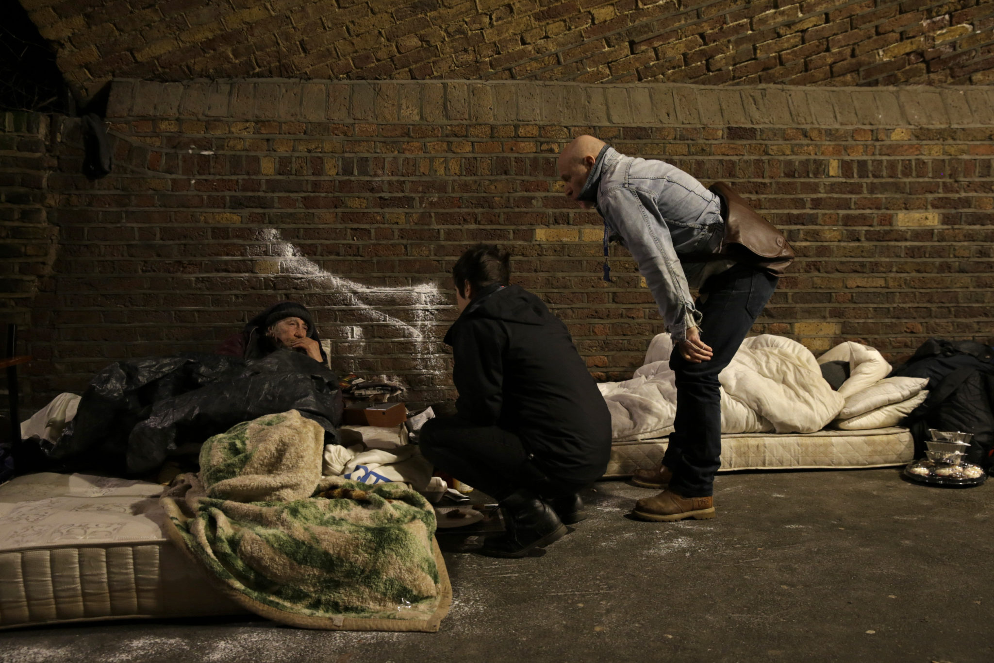 Annual rough sleeping figures show overall reduction but key concerns remain