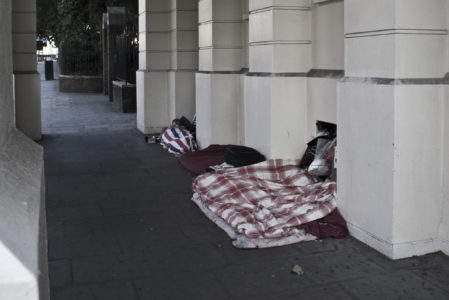Social Impact Bond for Entrenched Rough Sleepers