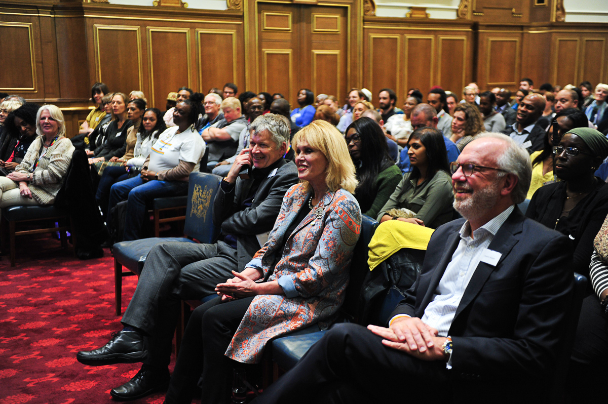 Over 200 gather for Thames Reach staff and volunteer conference