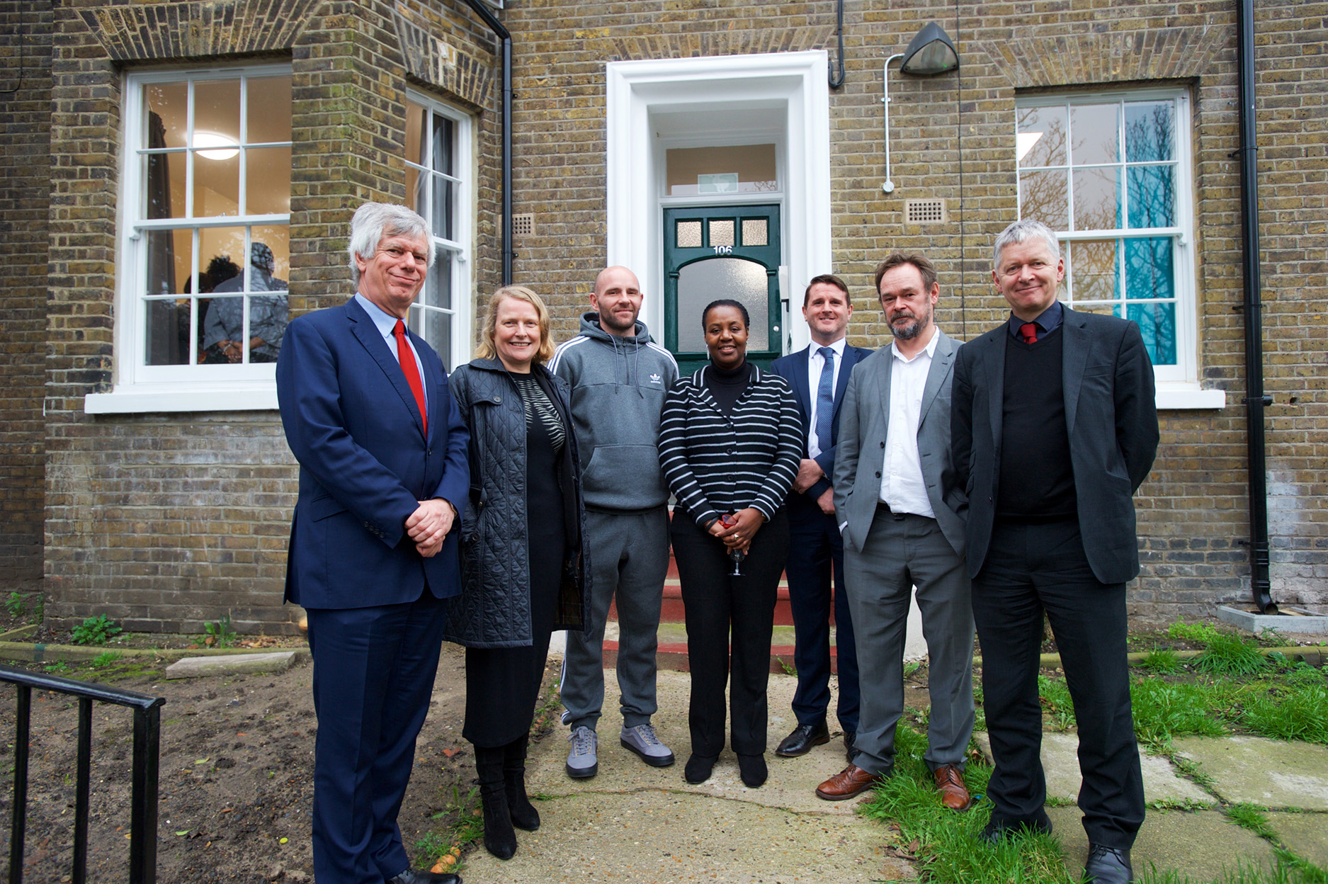 Supported housing scheme launched to help former rough sleepers in Greenwich