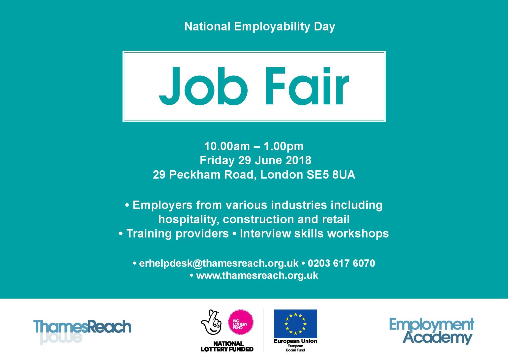 Job fair offers chance to meet employers