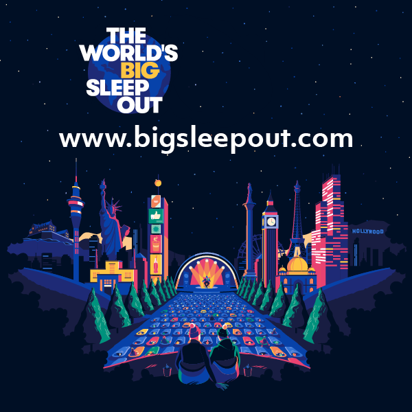 World's Big Sleep Out a huge success