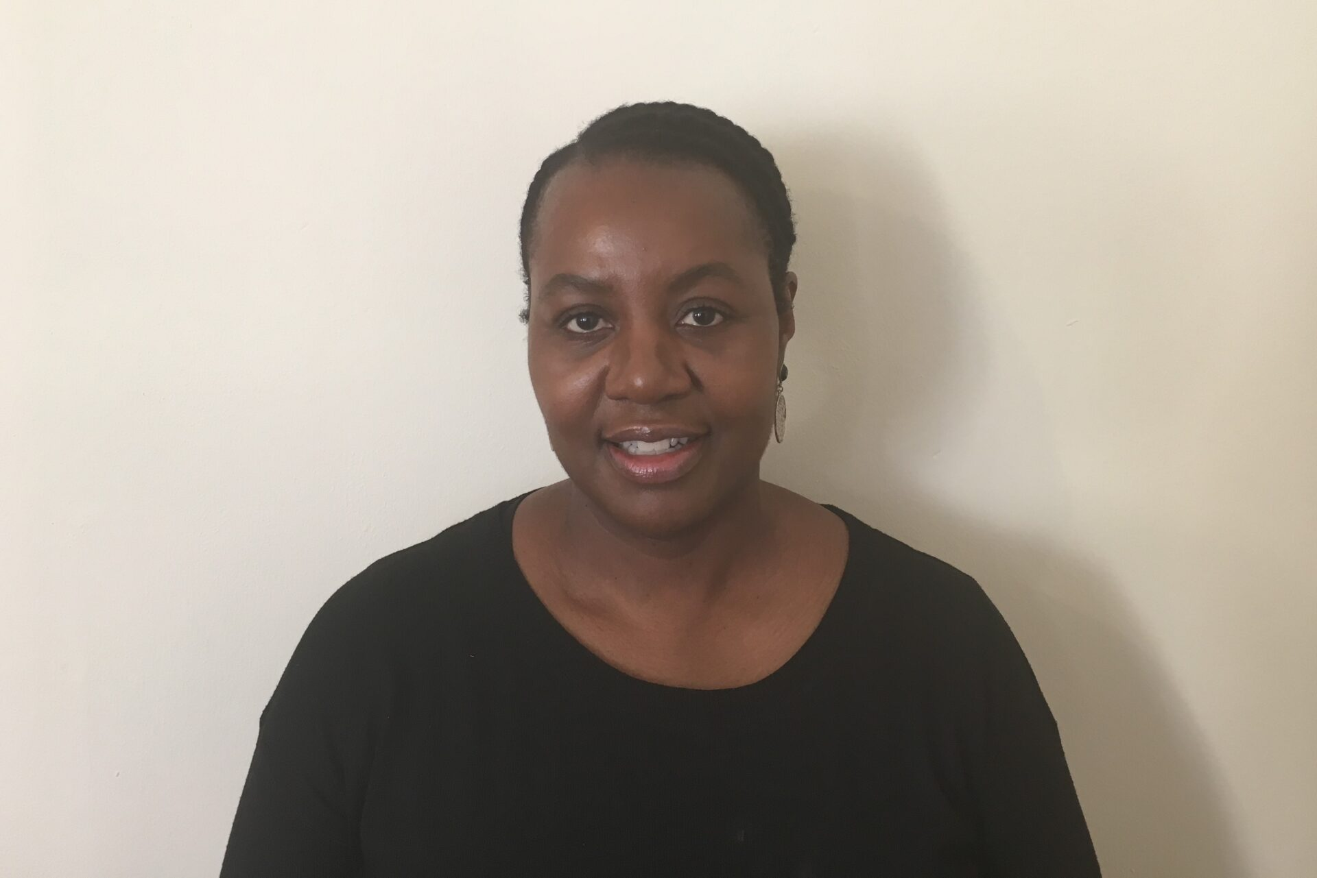 Area manager Sandra on Thames Reach's Equality, Diversity and Inclusion Group