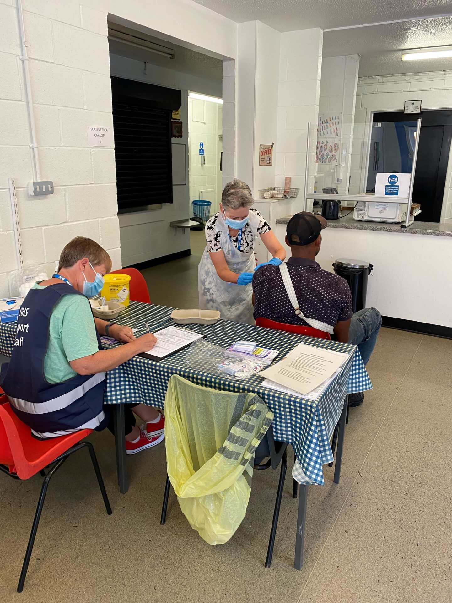 Deptford Reach hosts health and wellbeing day